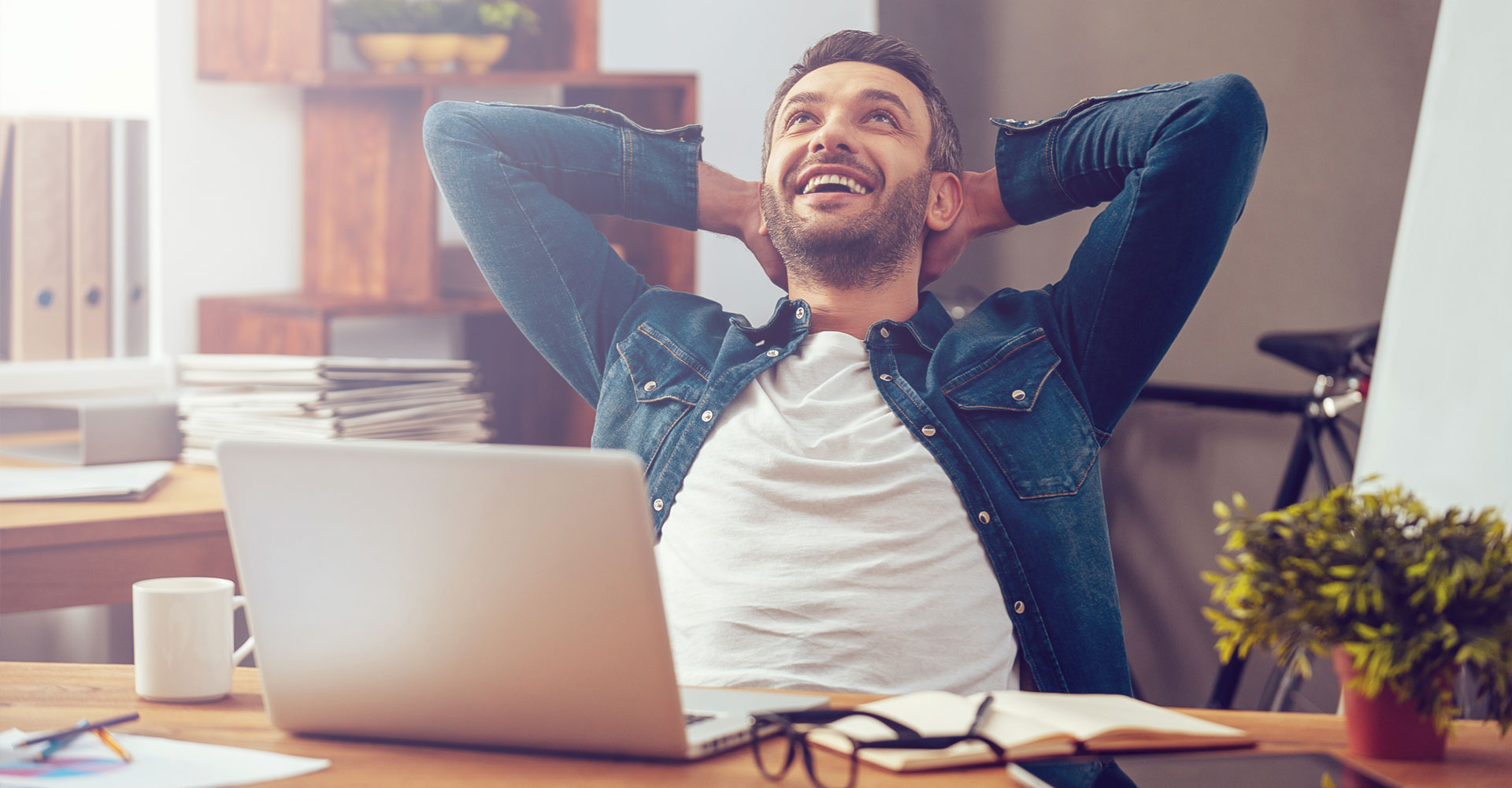 Manage remote employees' well-being with pulse surveys. Quick questions for fast feedback that give insight to the health of your organisation.
